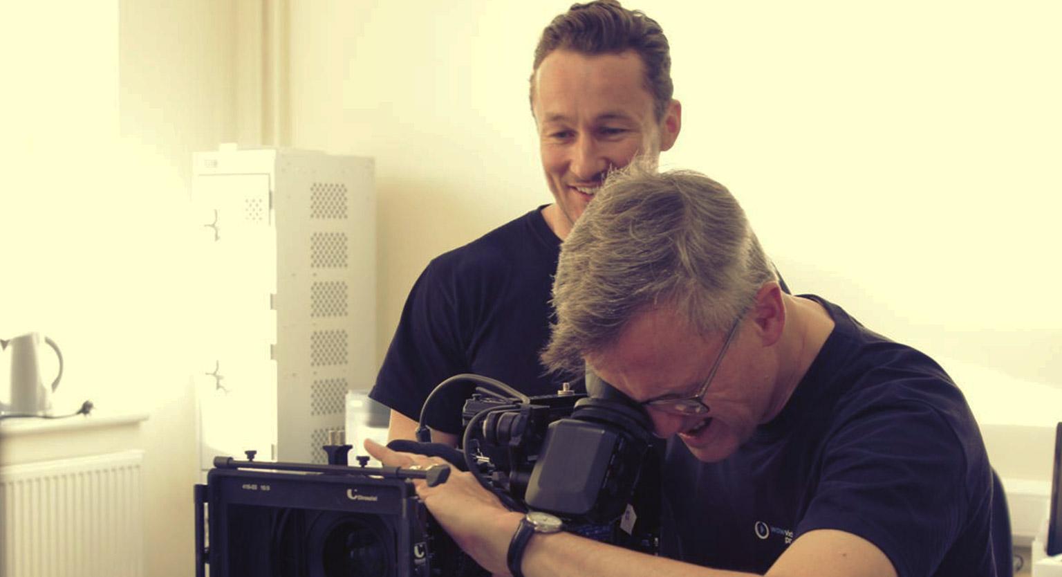 James Rostance - Video Production