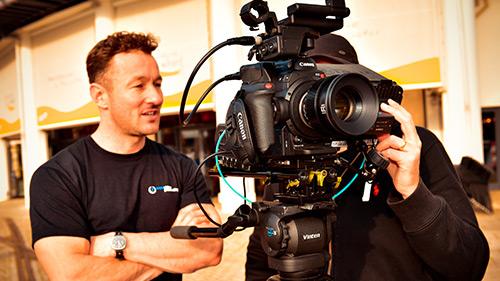 James Rostance - Video Producer 1